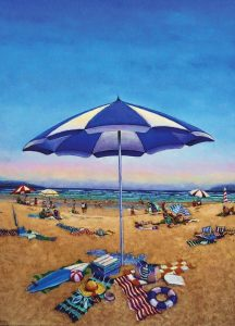 Beach-Umbrella-Blue-portrait